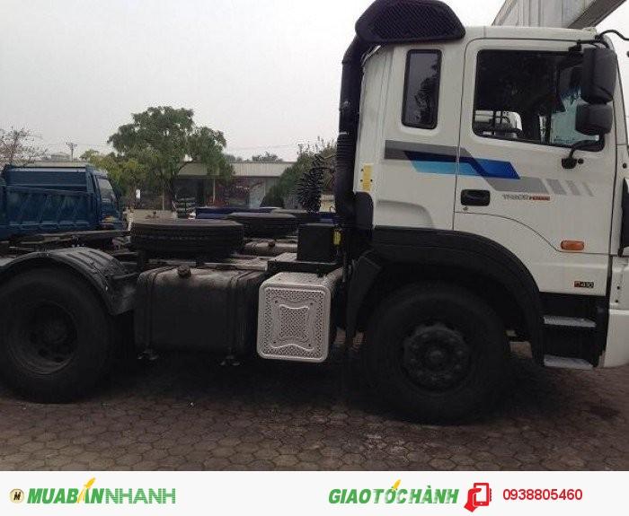 Bán đầu kéo HYUNDAI HD700, HD1000 giá tốt, tặng 1500l dầu trong tháng 6