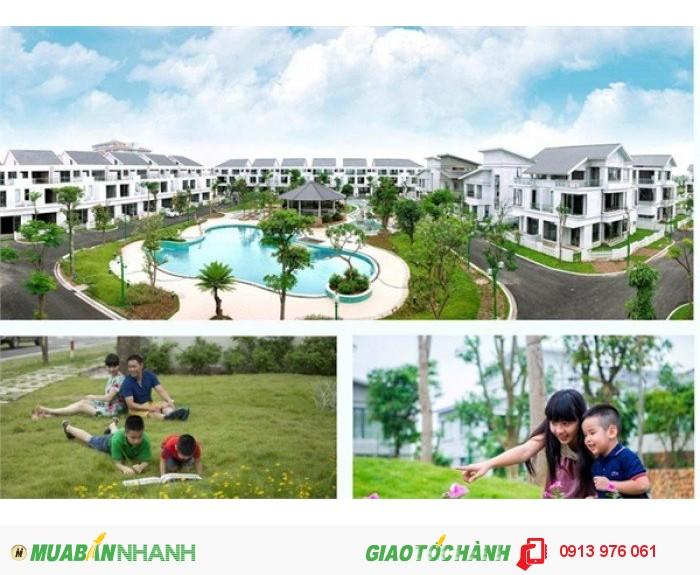 Cần bán gấp biệt thự song lập khu biệt thự Lâm Viên đô thị mới Đặng Xá- Gia Lâm- Hà Nội