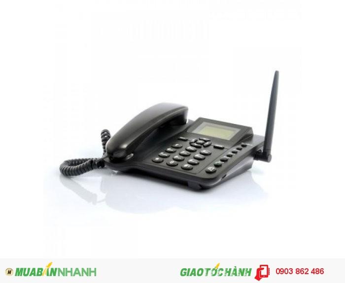 Điện Thoại Bàn Homefone FWP6588 Sử Dụng Sim Gsm Mobi , Vina , Viettel , Beeline...1