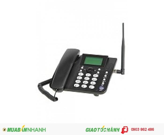 Điện Thoại Bàn Homefone FWP6588 Sử Dụng Sim Gsm Mobi , Vina , Viettel , Beeline...2