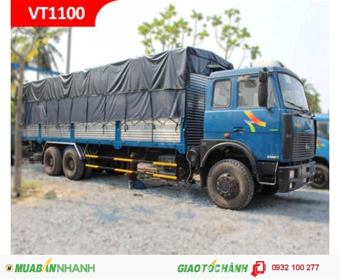 Bán gấp xe đầu kéo veam 11 tấn , dòng veam vt1100 , hỗ trợ vay vốn ngân hàng