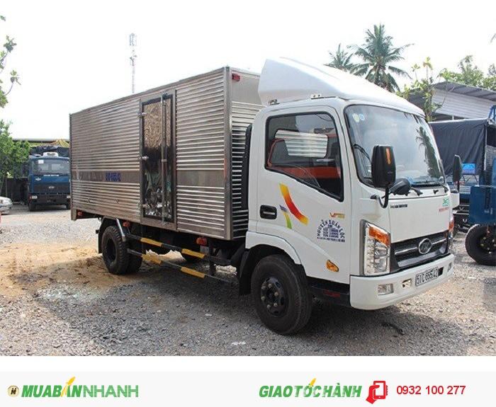 Bán gấp xe tải veam vt350,tải trọng 3,5 tấn nhập khẩu