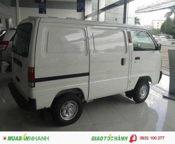Đại lý bán xe tải Suzuli Blind Van,hỗ trợ vay vốn ngân hàng lên đến 80% giá trị xe