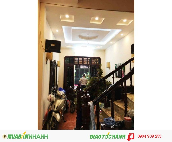 Nhà đẹp phân lô, ô tô khu Phạm Văn Đồng, DT 38m2 x 5 tầng. Giá 3,1 tỷ.