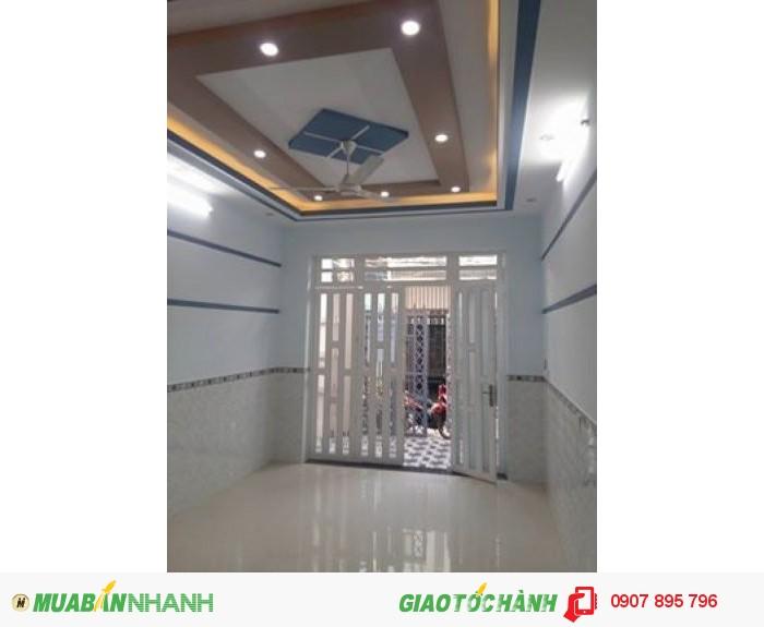 Bán nhà Mặt tiền đường số 16 quận Bình Tân