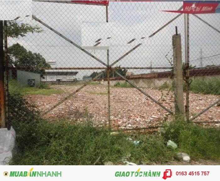 Cần bán gấp đất MT Trường Chinh, P. Tây Thạnh, Tân Phú DT 13x37m