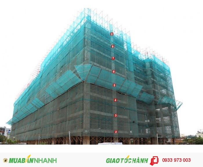 Bán căn hộ 8X Rainbow_Bình Tân_Giá chủ đầu tư_sắp giao nhà, từ 976tr/căn 63.83m2