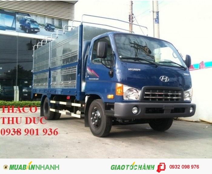 Bán xe tải HYUNDAI HD500, Trọng 4,9 tấn. bán xe trả góp.