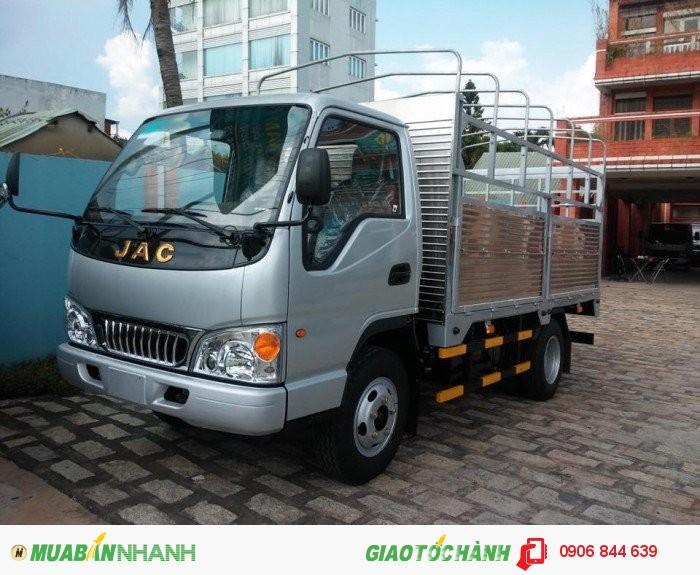 Giá bán xe tải jac 2.4 tấn = Bán xe tải Jac 2.4 tấn mẫu mới nhất 2016