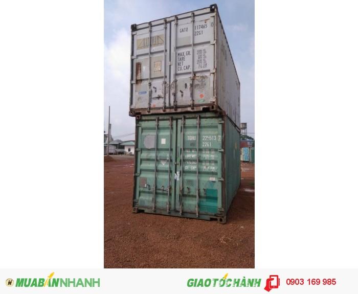 Cho thuê container ngoại, chất lượng, giá cả tốt nhất thị trường