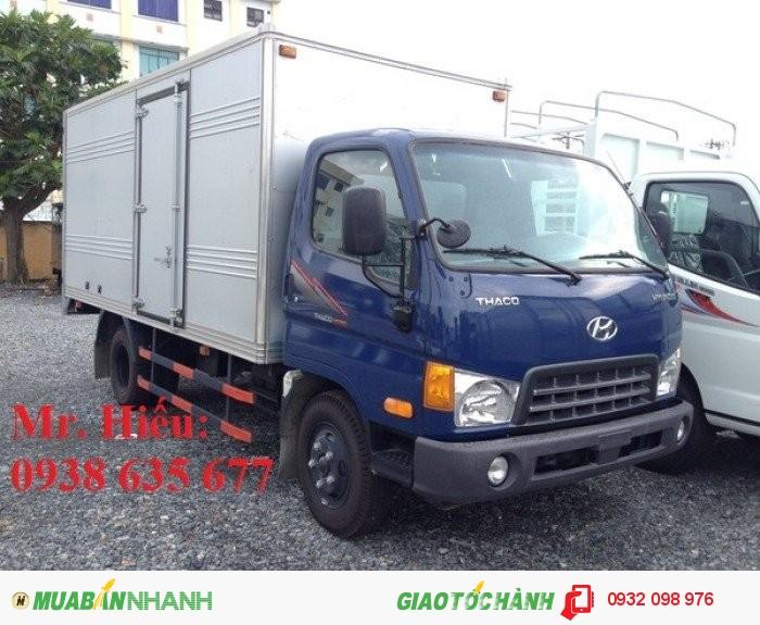 Bán Xe Tải Hyundai Hd500, Tải 4,99 Tấn, Bán Xe Trả Góp, Lãi Suất Thấp.