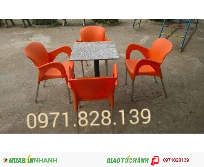 Bàn ghế cafe giá rẻ nhất đất SG0