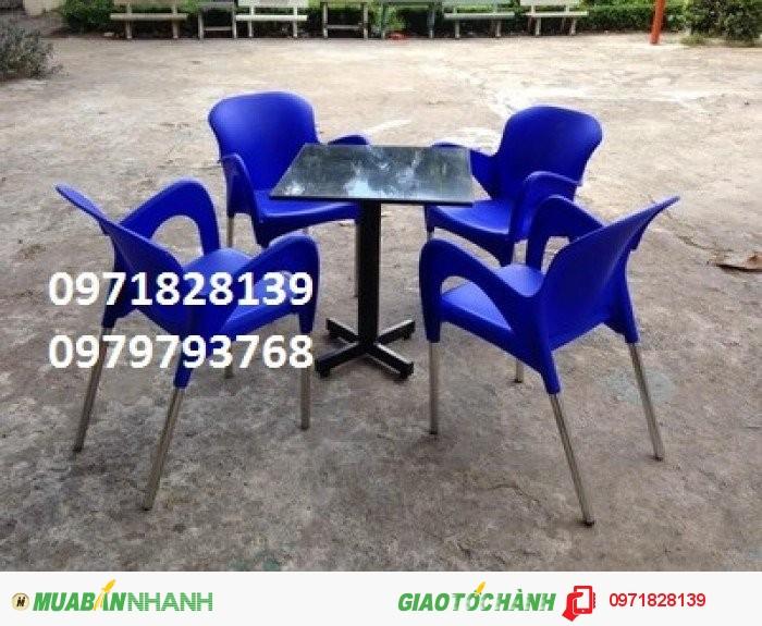 Bàn ghế cafe giá rẻ nhất đất SG2