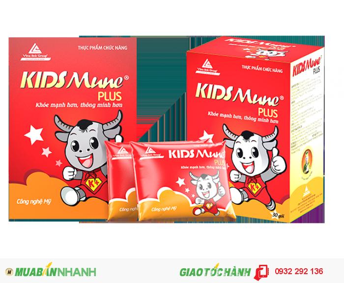 Cốm tiêu hóa Kid mune giúp trẻ ăn ngon, tiêu hóa tốt, tăng cường hệ miễn dịch, giao hàng toàn quốc 0932 292 136, giá bán: 380.000đ/ hộp1