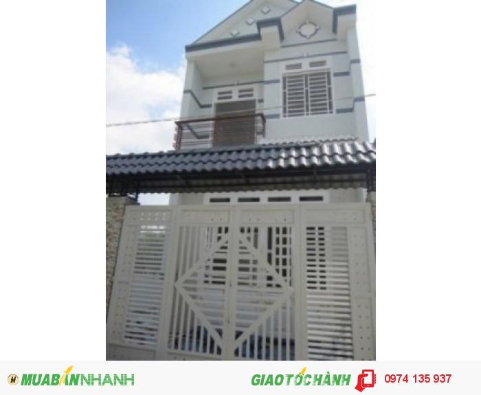 Nhà giá rẻ đường Nguyễn Văn Bứa, Hóc Môn