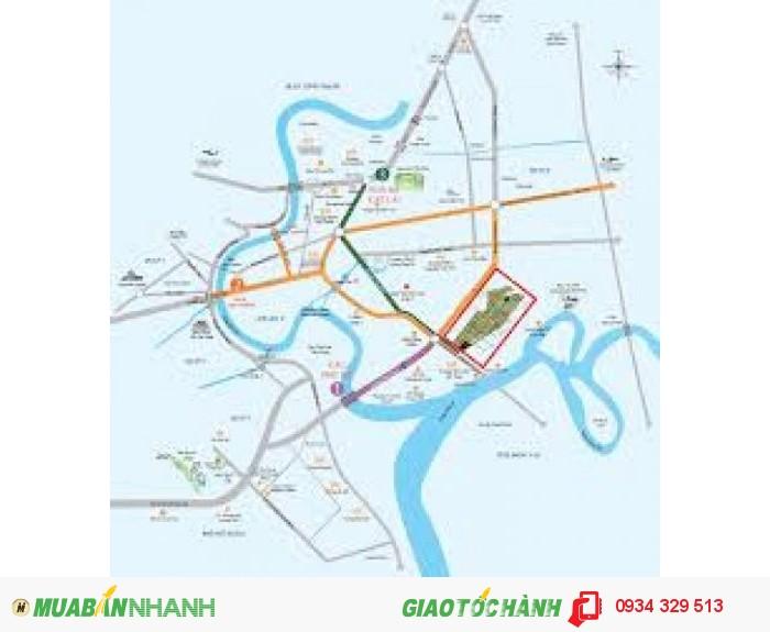 Đất Khu đô thị mới TT hành chính Quận 2 – Giá 1.8 – 3,5tỷ/nền (đã gồm móng và thuế 200tr).
