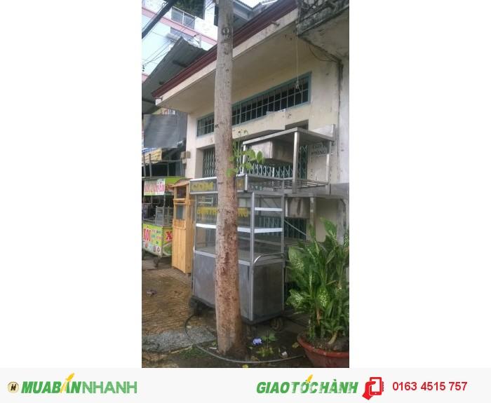 Cần bán nhà mặt tiền Tân Sơn, P.15, Tân Bình DT 5,4x18m