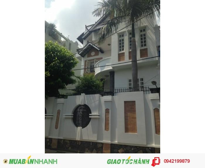 Bán Biệt Thự 357A Nguyễn Trọng Tuyển phường 1 Tân Bình