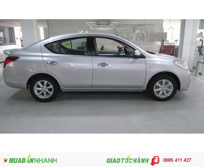 Giá xe Nissan Sunny tại Nissan Đà Nẵng