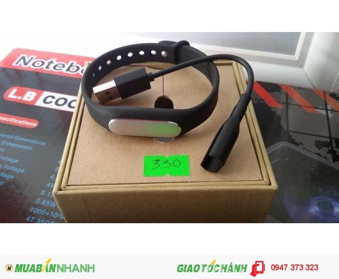 Vòng đeo tay theo dõi sức khỏe Mi Band 1S (XM350)