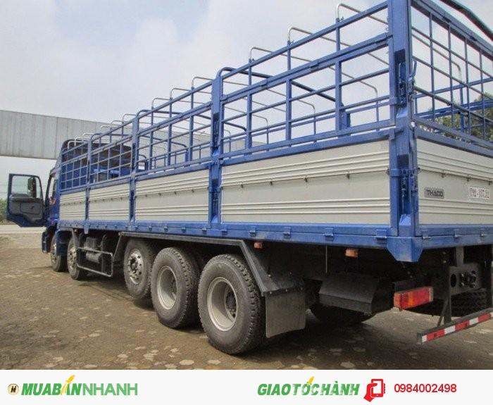 Bán xe Thaco Auman C34 tải trọng 21 tấn