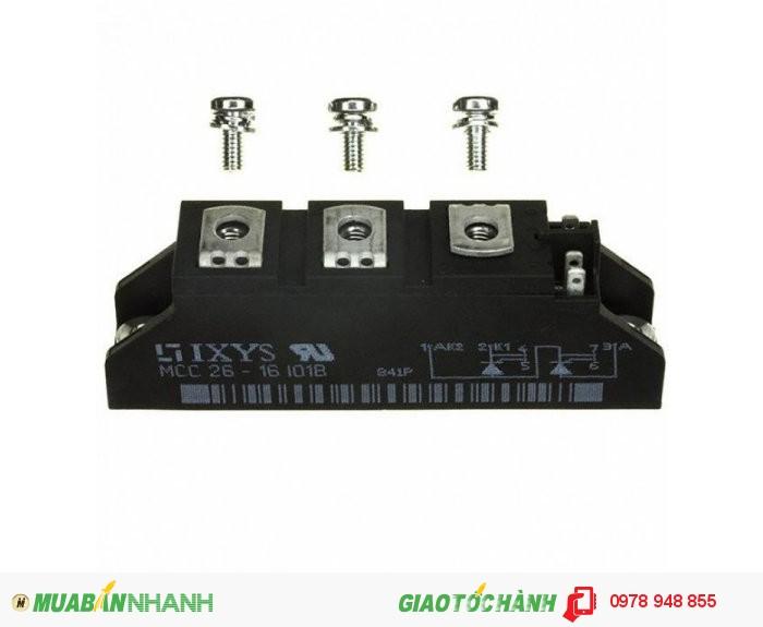 Thyristor IXYS MCC26-08I01B, 1