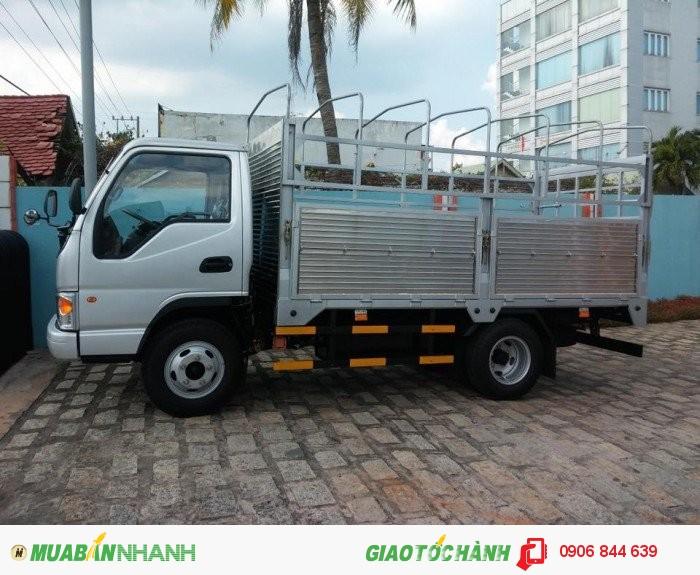 Xe tải Jac 2.45 tấn = giá bán xe tải Jac 2.45 tấn đời mới tốt nhất