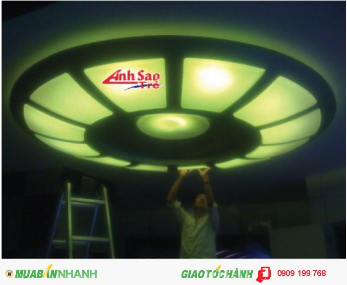 Trang trí LED mang lại cho nhà hàng, khách sạn, doanh nghiệp... của bạn trở nên chu...