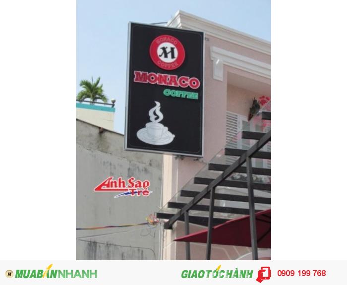 Hãy đến với Ánh Sao Trẻ để chúng tôi có thể giúp bạn thi công những bảng hiệu bắt mắt với chi phí và dịch vụ tối ưu nhất.
