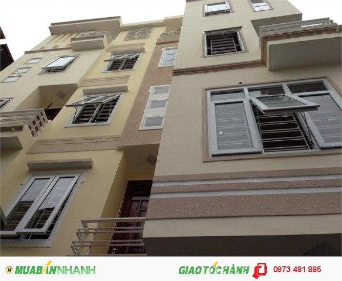 Bán nhà 35 m2x5T phố Tôn Thất Tùng Khương Thượng Đống Đa giá 3,4 tỷ xây mới