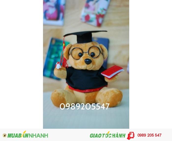 gấu tốt nghiệp hà nội0