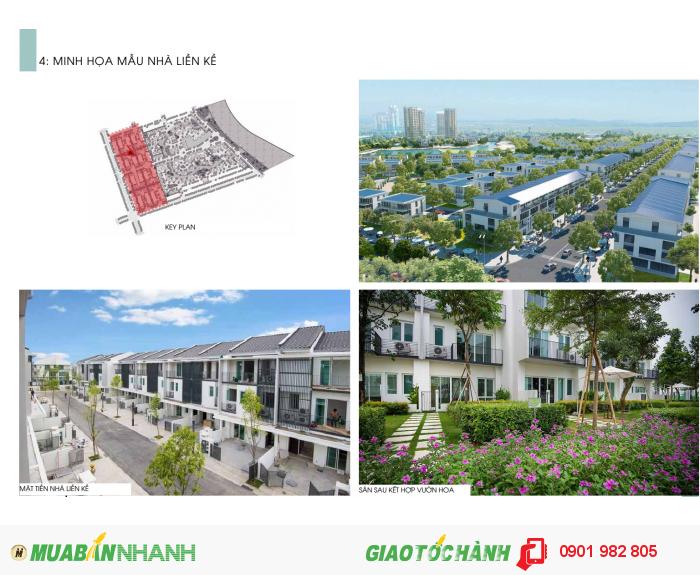 Sở hữu lô đất đẹp nhất nam Đà Nẵng chỉ với 4 triệu/m2- Sentosa Riverside
