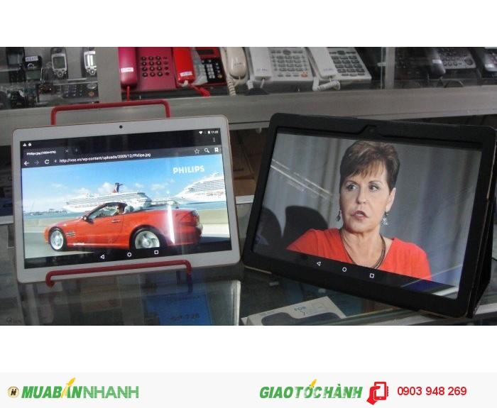 Máy tính bảng Samsung P5200 lõi 8, 9.6 inch, Ram 4G, Rom 16G