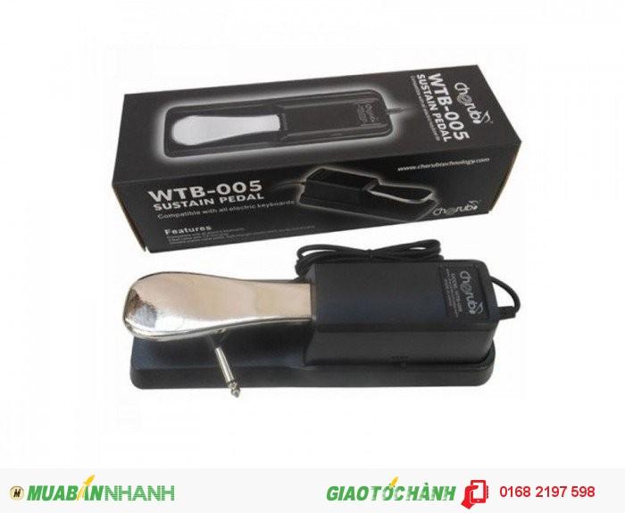 Pedal đa năng - Cherub Sustain Pedal WTB-005