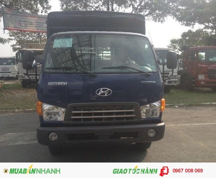 Xe tải HD99 Đô Thành, giá tốt nhất thị trường, xe có tại bãi giao ngay 1