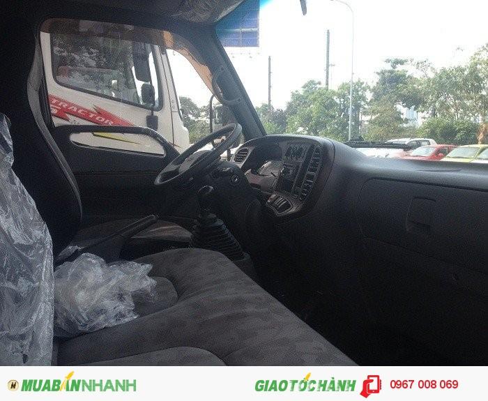 Xe tải HD99 Đô Thành, giá tốt nhất thị trường, xe có tại bãi giao ngay 3