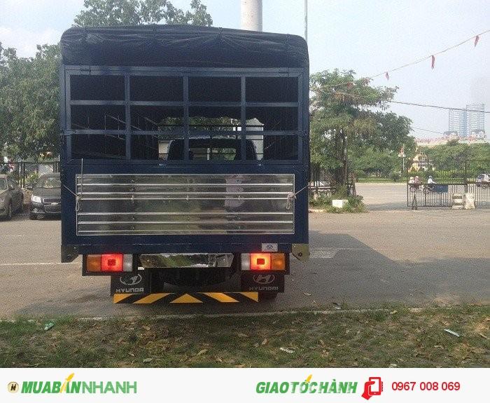 Xe tải HD99 Đô Thành, giá tốt nhất thị trường, xe có tại bãi giao ngay 4