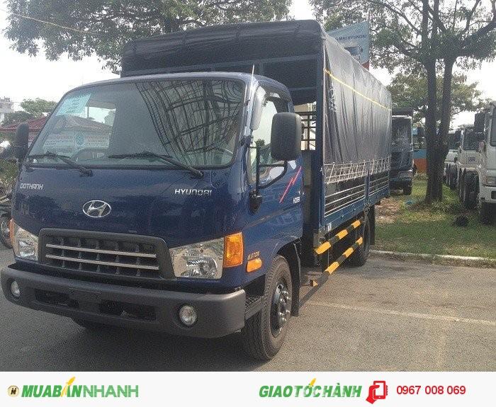 Xe tải HD99 Đô Thành, giá tốt nhất thị trường, xe có tại bãi giao ngay 2