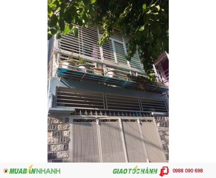 Bán nhà mặt tiền Hoàng Văn Thụ, P.9, Phú Nhuận. DT 3.65x14.8m