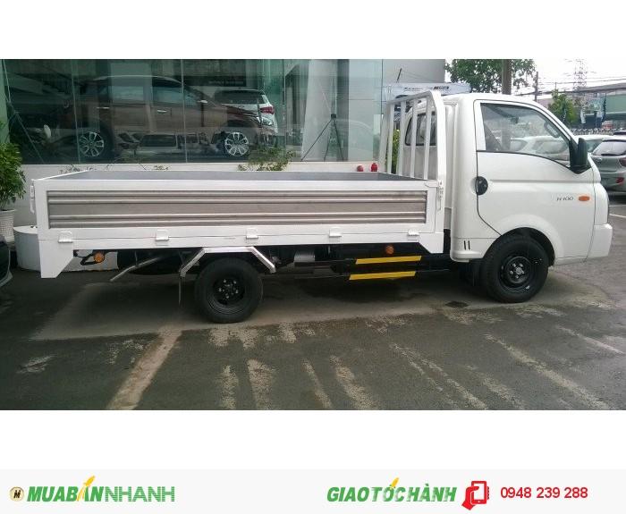 Hyundai H100 Truck sản xuất năm 2016 Số tay (số sàn) Xe tải động cơ Dầu diesel