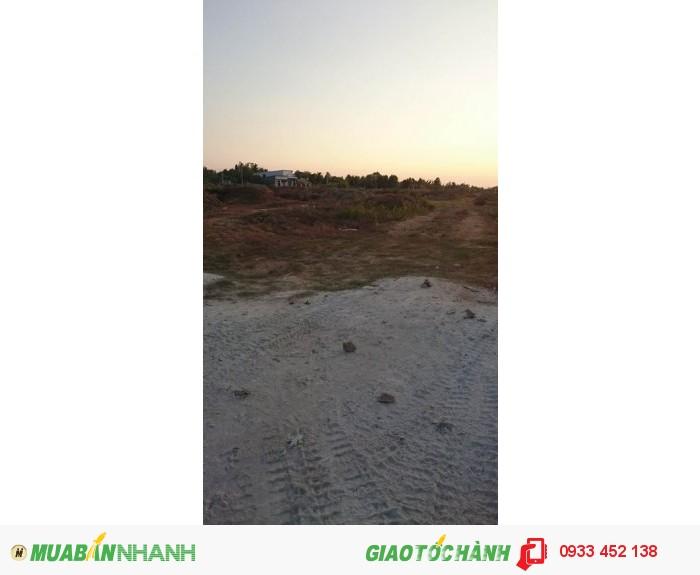 Bán đất mặt tiền đường Nhơn Đức-Phước Lộc, giá rẻ chính chủ, đã san lấp, giá 3,2tr/m2