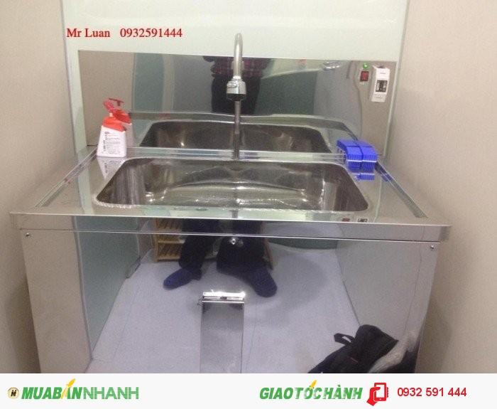 Bồn Rửa Tay Vô Trùng ( Surgical Scrub Sink)