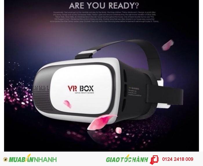 Kính Thực Tế Ảo VR BOX V2 Cho SmartPhone1