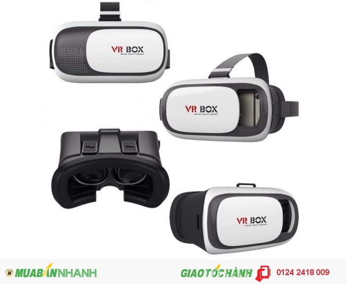 Kính Thực Tế Ảo VR BOX V2 Cho SmartPhone2