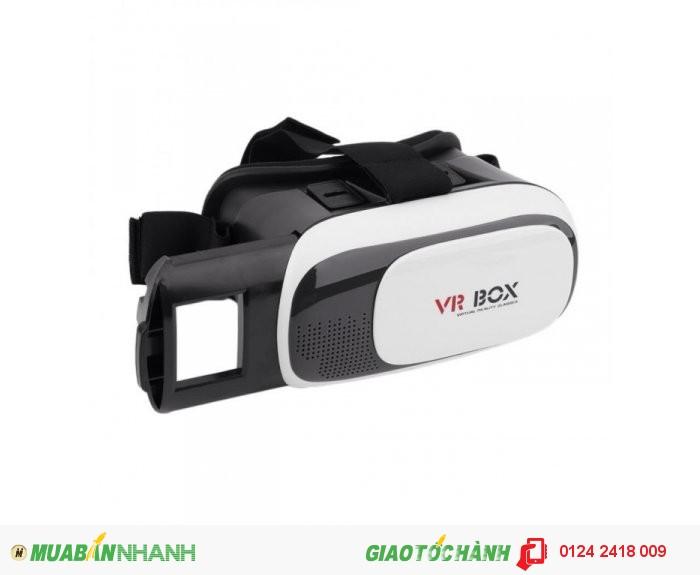 Kính Thực Tế Ảo VR BOX V2 Cho SmartPhone0