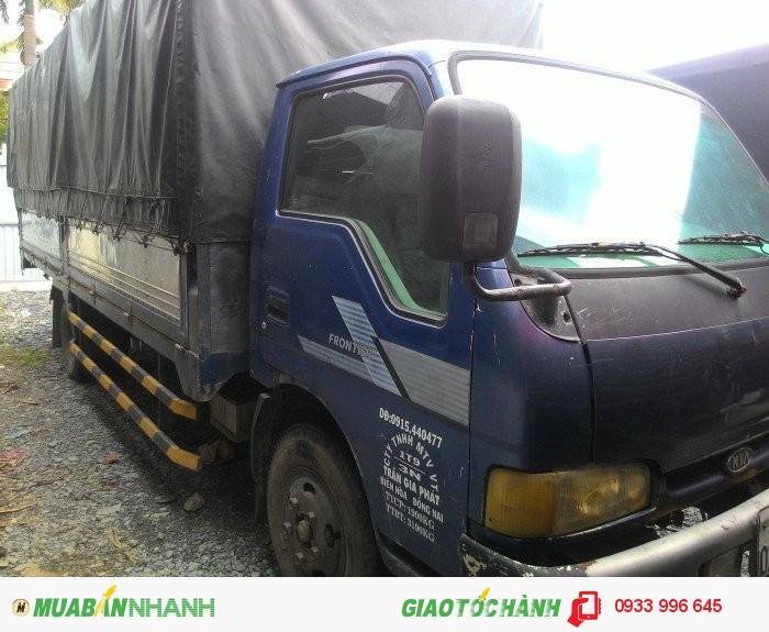 Veam VT sản xuất năm 1999 Số tay (số sàn) Xe tải động cơ Dầu diesel