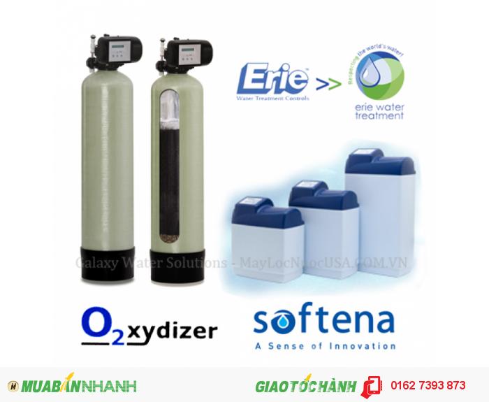Hệ thống lọc nước cho tiêu chuẩn y tế