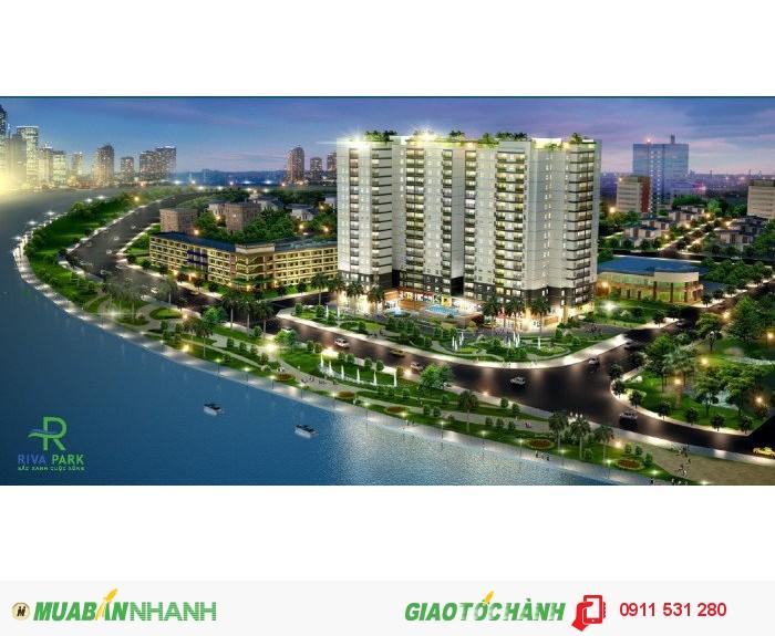 Bán dự án căn hộ Riva Park đối diện Vinhomes Khánh Hội, Quận 4