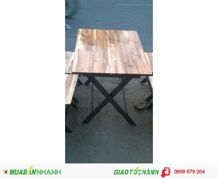 Bàn ghế gỗ giá rê nhât0