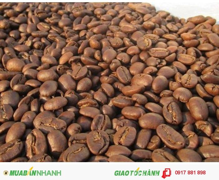 tỷ lệ 100% cà phê hạt Arabica loại 1, sàng 16 (on screen 16)0